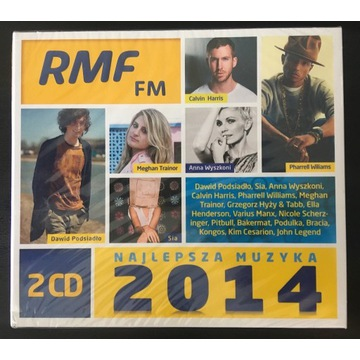 RMF FM Najlepsza Muzyka 2014 [2CD] | NOWA