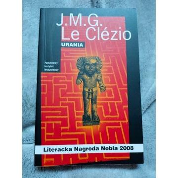 """Książka J.M.G. Le Clézio """"Urania"""" Stan IDEALNY."""