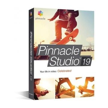 Pinnacle Studio 19 Standard  1 PC PL