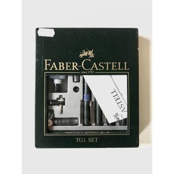 Faber Castell TG1 zestaw kreślarski NOWY