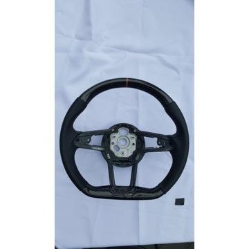 AUDI R8 4S0 Kierownica carbon