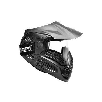 Maska ochronna MI-7 - czarna