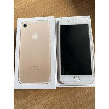 Iphone 7 128GB Gold - stan idealny