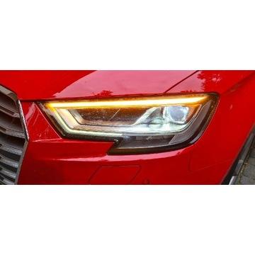 Lampy Audi A3 S3 RS3 FULL LED Lift 2017