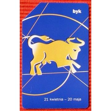 KT 762 - Znaki Zodiaku Byk