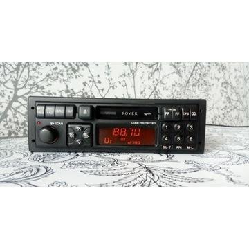 Oryginalne radio Blaupunkt Rover - ładny stan !!