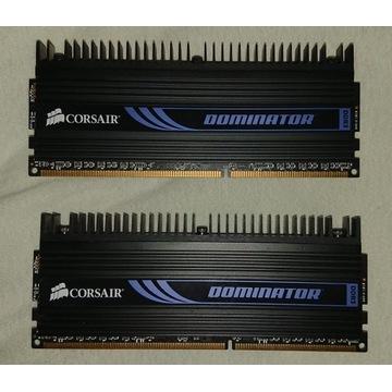 Corsair Dominator DDR3 4GB (2*2Gb) 1600 gwarancja
