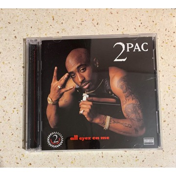 2PAC - All eyez on me [5+] USA