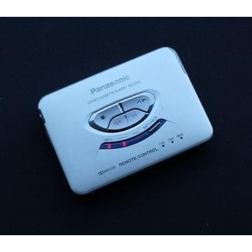 Panasonic odtwarzacz kasetowy