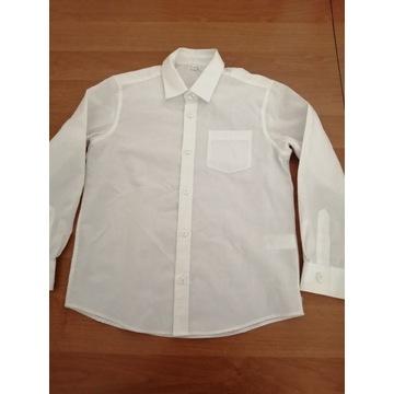 Koszula biała 128