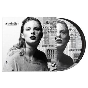 TAYLOR SWIFT - Reputation Picture Disc 2 Lp