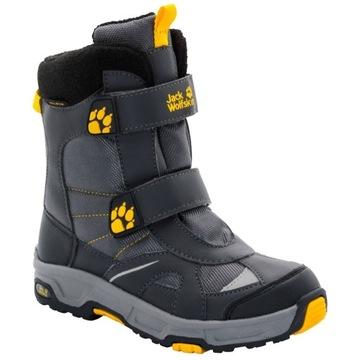 Buty zimowekozaki Jack Wolfskin roz. 28 jak nowe!