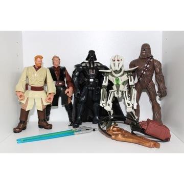 5 oryginalnych figurek Star Wars plus gratisy
