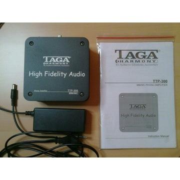Przedwzmacniacz gramofonowy TAGA HARMONY TTP-300
