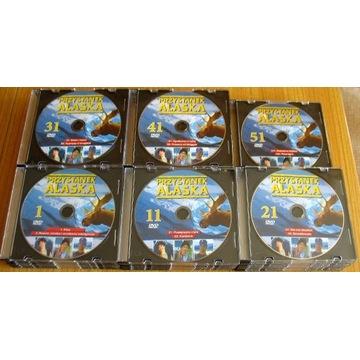 Przystanek Alaska. Kompletny serial na DVD.