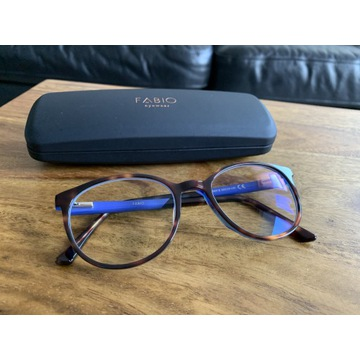 Oprawki korekcyjne okulary Fabio