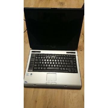 Uszkodzony Toshiba Equium A100-338 BCM