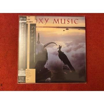 Roxy Music Avalon japan Sacd-Shm