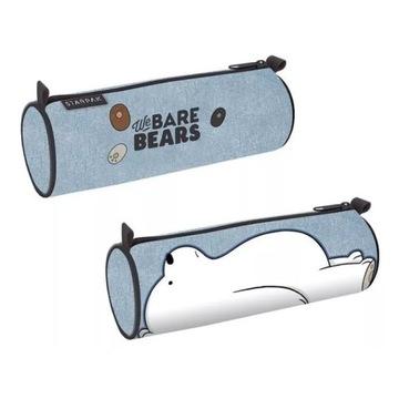 Piórnik tuba ,,We Bare Bears,,