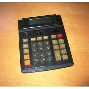 Kalkulator duży biurowy indyjski