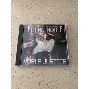 Young Noble -Noble Justice- [5++] USA 2Pac Outlawz