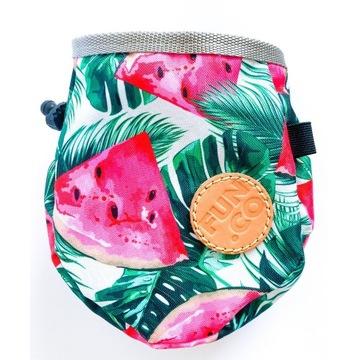 Woreczek na magnezje FUNCO Watermelon