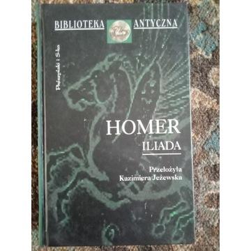 Homer ILIADA [seria z pegazem]