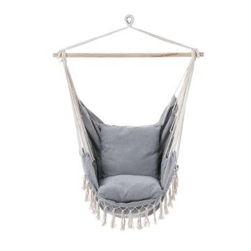 Hamak krzesło brazylijskie fotel wiszący