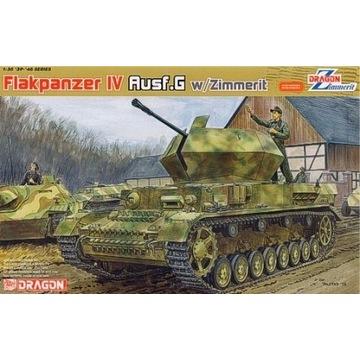 Flakpanzer IV OSTWIND Ausf.G wZimmerit DRAGON 6746
