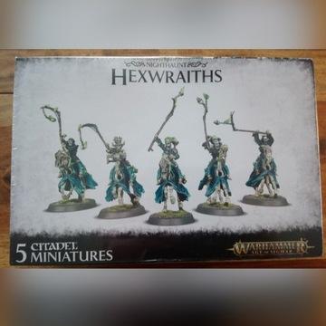 Warhammer Nighthaunt Hexwraiths
