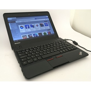 ThinkPad x131e Chromebook 4G/SSD bat 5h USB3 HDMI