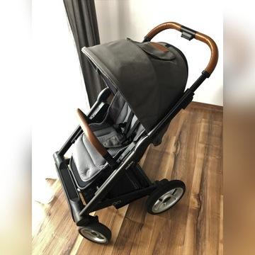 Wózek 2w1 Mutsy igo z pełnym wyposażeniem