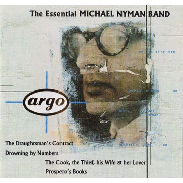 Michael Nyman Band : THE ESSENTIAL