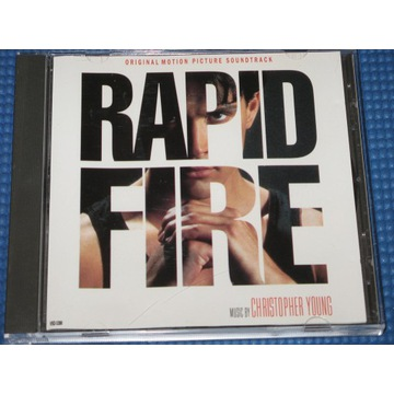 CHRISTOPHER YOUNG RAPID FIRE