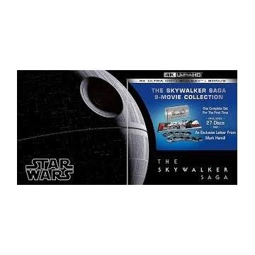 Star Wars: The Skywalker Saga 4K Blu-ray