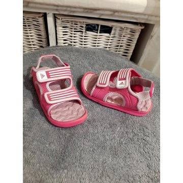 Sandały dziewczęce adidas Akwah 6 rozm 24/25