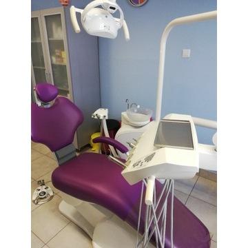 Unit stomatologiczny i wyposażenie gabinetu