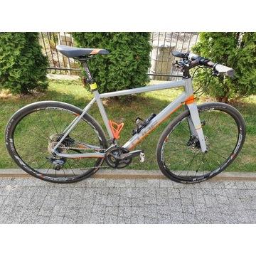 Rower Cube SL Road SL Grey/Orange 2018 56r Ultegra