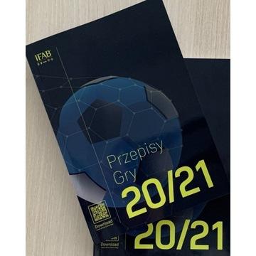 Przepisy gry w piłkę nożną 2020/21