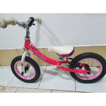 Rower biegowy KROSS KID MINI - prawie nieużywany