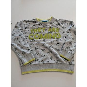 Zestaw bluz 110/116