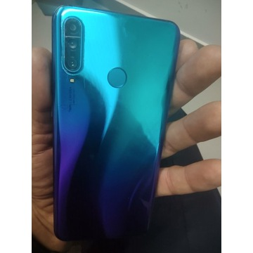 Huawei P30 Lite niebieski uszkodzony