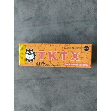 TKTX - maść znieczulająca 40 %