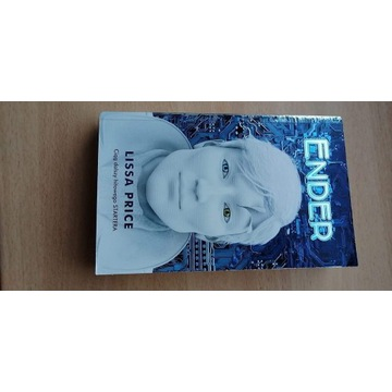 "książka ""Ender"""