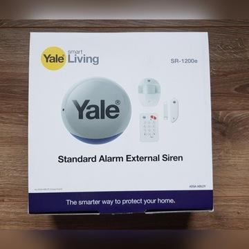 Zestaw Alarmowy Alarm Yale Sr-1200e bezprzewodowy