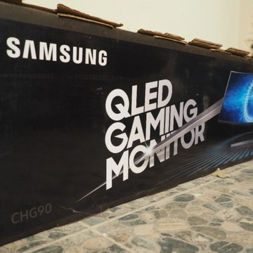 "Monitor Samsung 49"" CHG90"
