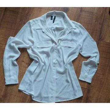 Koszula biała święta MANGO S