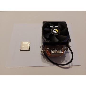 Procesor AMD phenom II X4 965 chłodzenie Spartan