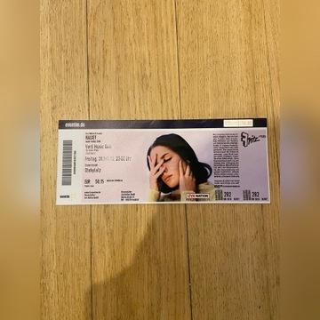 Halsey bilet Berlin 28.02