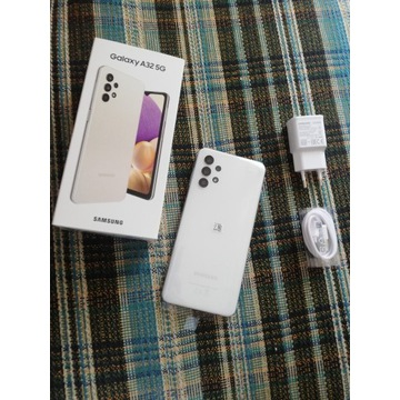 Samsung Galaxy A32 5G a362 ds Awesome White